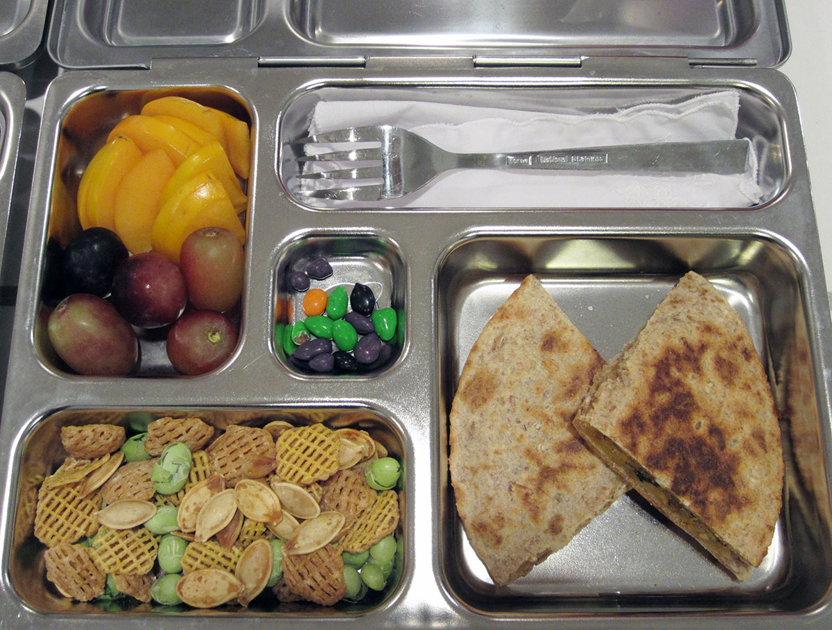 lunch on 8 November 2012