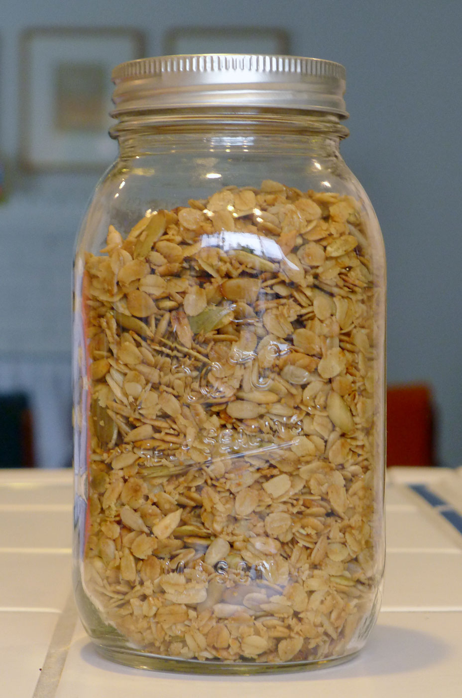Big Jar of Crazy Good Granola
