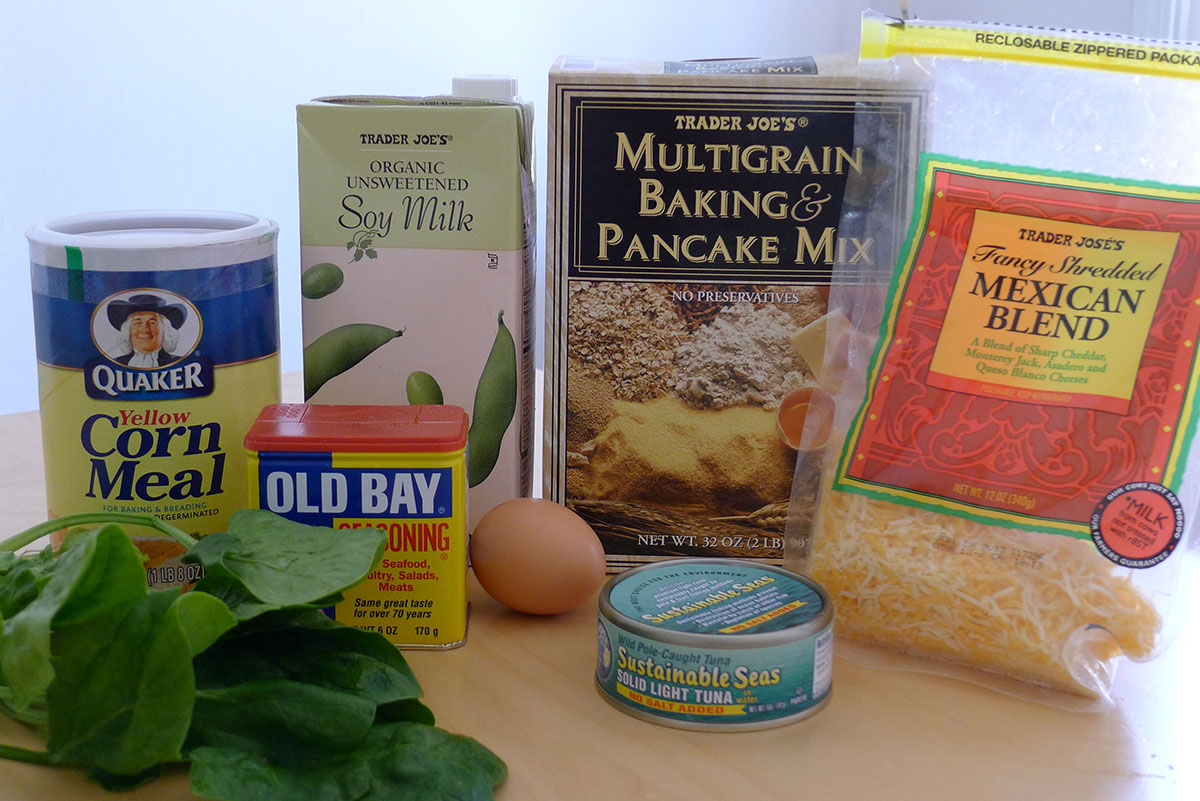 tuna melt muffin ingredients